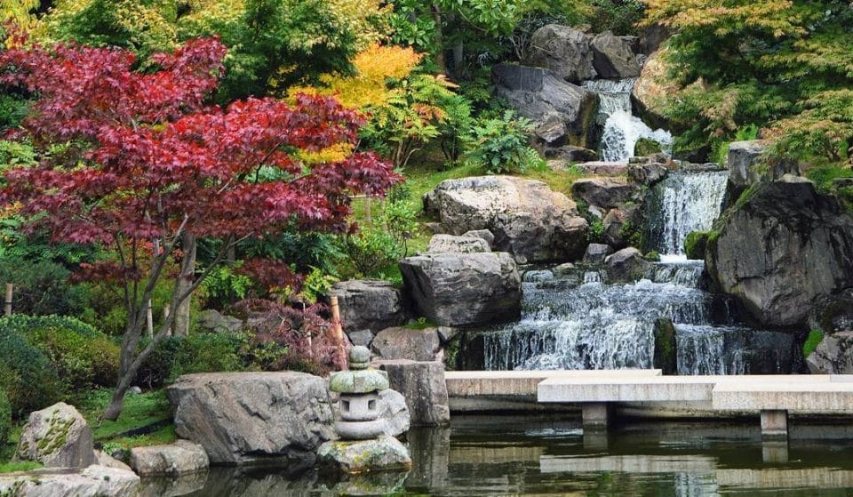 This Tranquil Japanese Garden Is Perfect For Stressed Out Londoners • Kyoto Garden at Holland Park