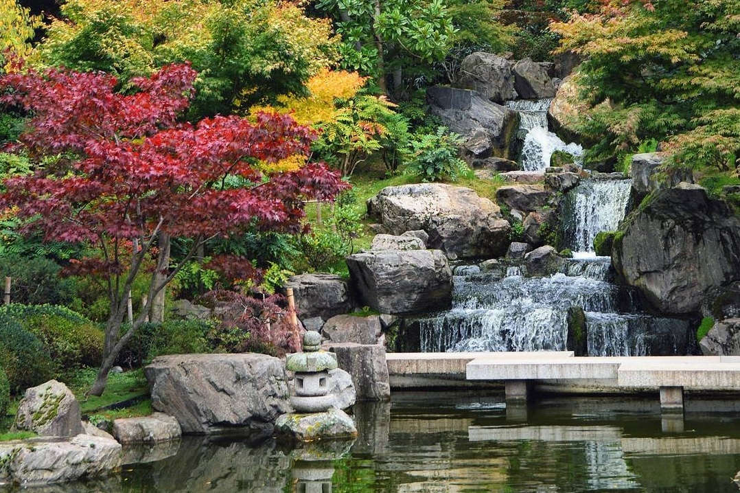 Kyoto Garden: Holland Park's Tranquil Oasis Of Calm For Stressy Londoners