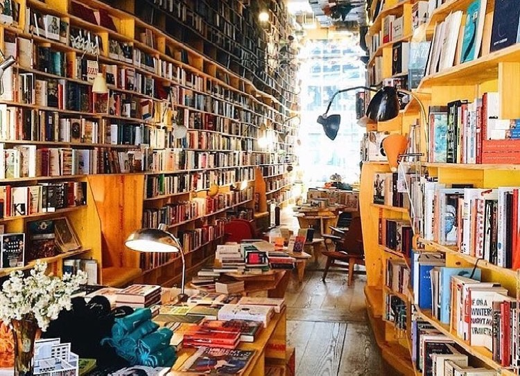 This East London Bookshop Is A Little Labyrinth Of Literature • Libreria