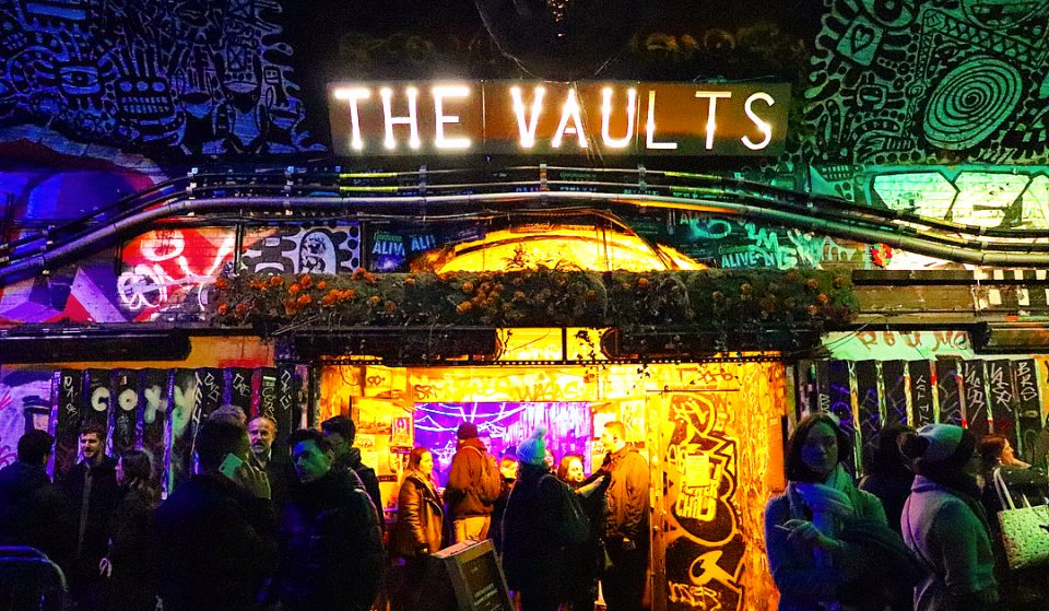 Waterloo's Hidden Tunnels Are Home To The Weird And Wonderful • The VAULTS