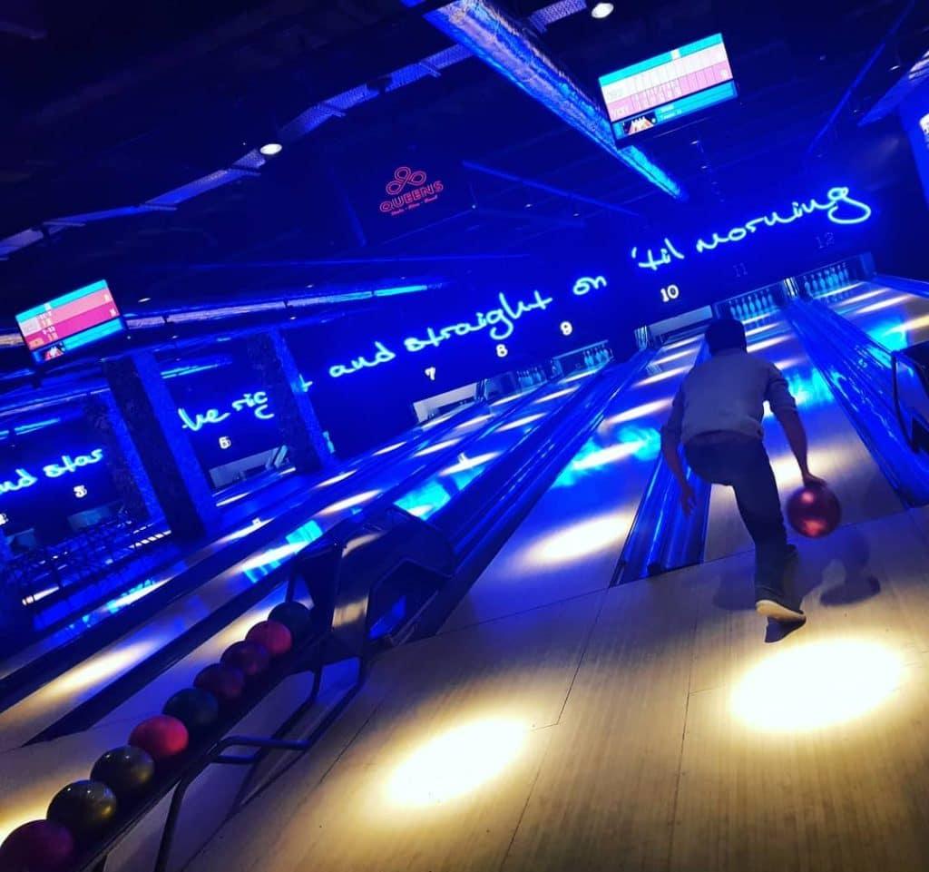 Queens Bowling London