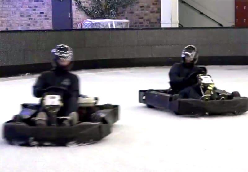 Queens Ice Karting