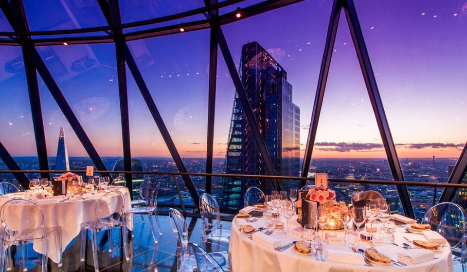 27 Places To See Stunning, Panoramic Views Of London