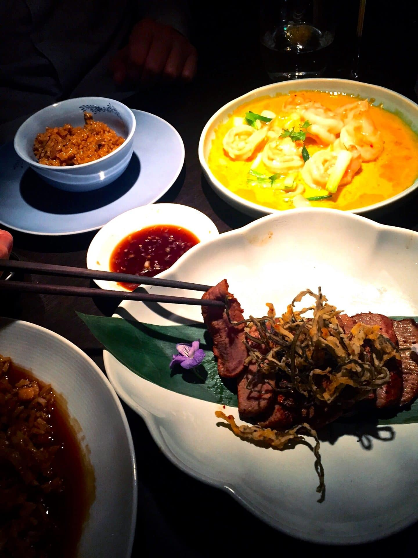 Chinese restaurant in London: Hakkasan