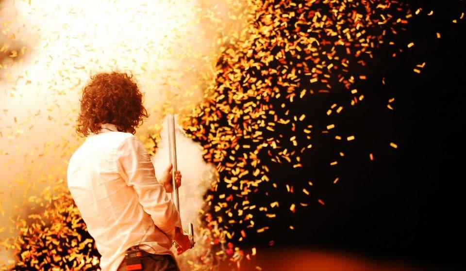 Flaming Lips To Headline New Kaleidoscope Festival At Alexandra Palace
