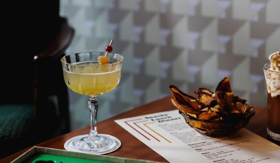 Tell This Bar About Your First Love And They'll Give You A Free Cocktail