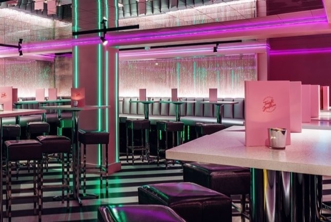 Feel Pretty In Pink At Waterloo's Glamorous Cocktail Bar • Tonight Josephine