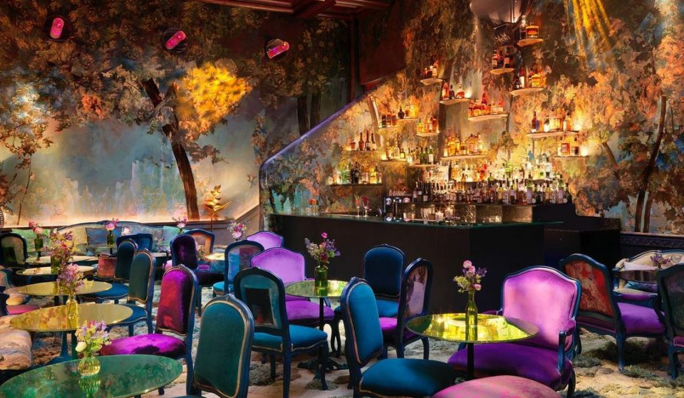 The Fabulous Mayfair Restaurant With The Breathtaking Interiors • Sketch