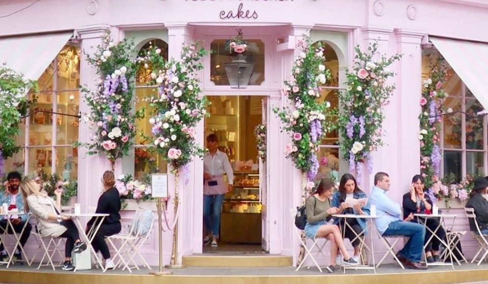 The Prettily Pink Bakery With The Extra Fancy Cupcakes • Peggy Porschen