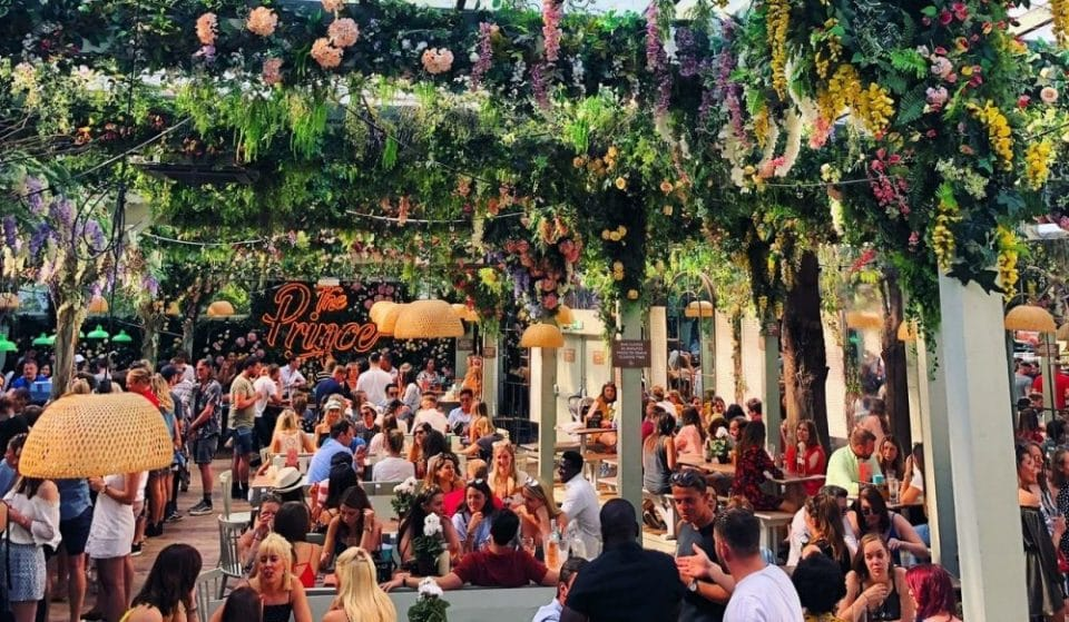 West London's Biggest Beer Garden Is Returning This April • The Prince
