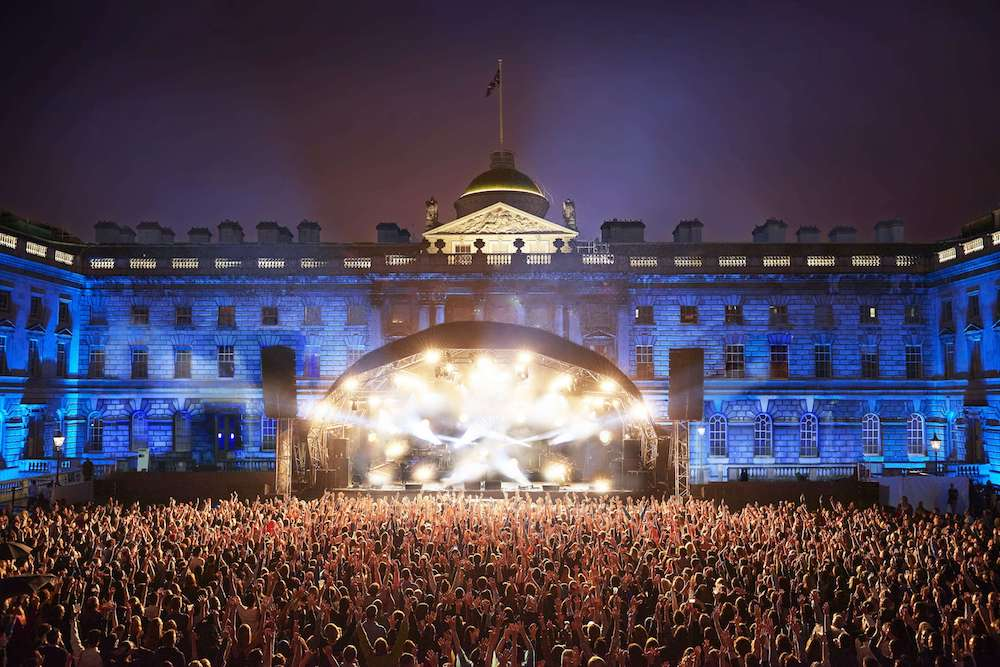 A Series Of Spectacular Live Gigs Is Coming To Somerset House This Month
