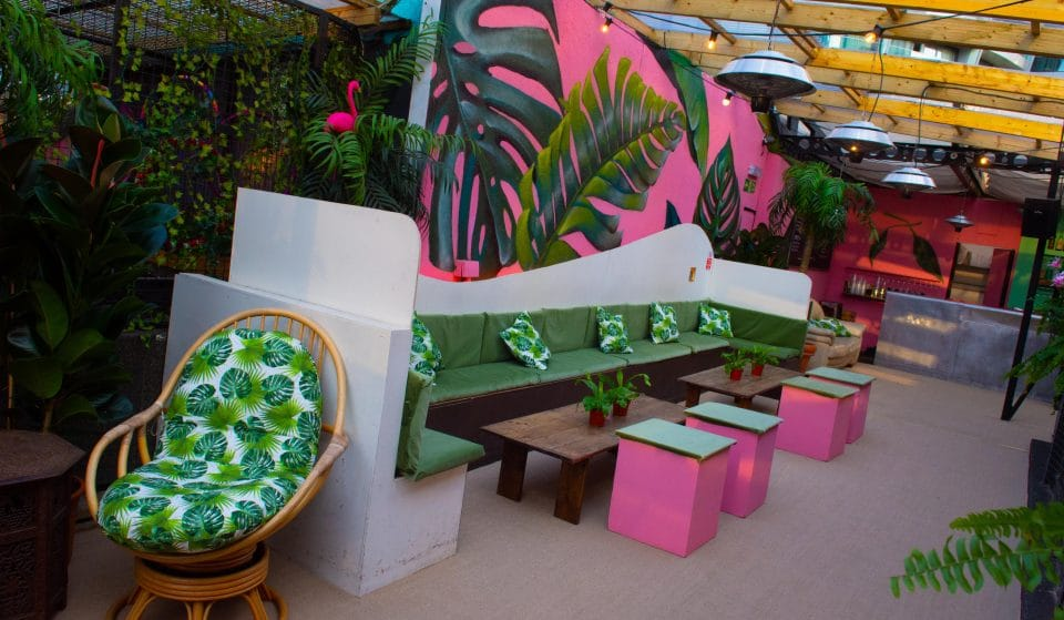 Closed: The Jungle-Themed Outdoor Bar Hidden Above An East London Roundabout