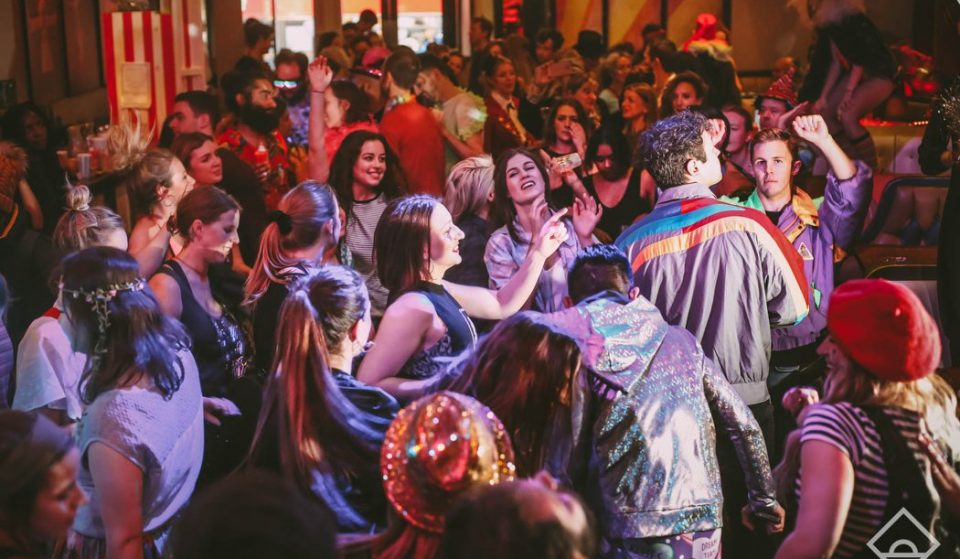 This Is London's Yoga And Dance Party For Morning People