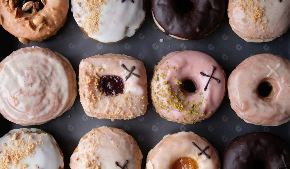 Crosstown Doughnuts Have Opened Up An All-Vegan Branch