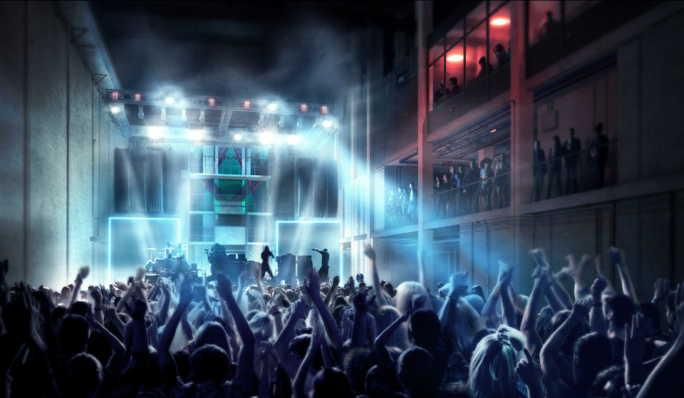 A Huge 3,000 Capacity Live Music Venue Is Launching At Printworks