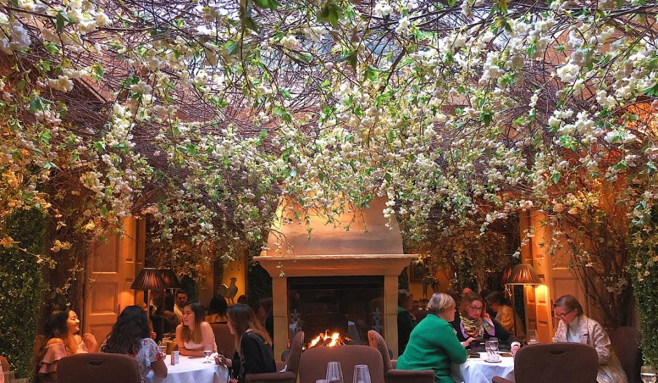 This Breathtaking Restaurant Might Just Be The World's Most Romantic • Clos Maggiore