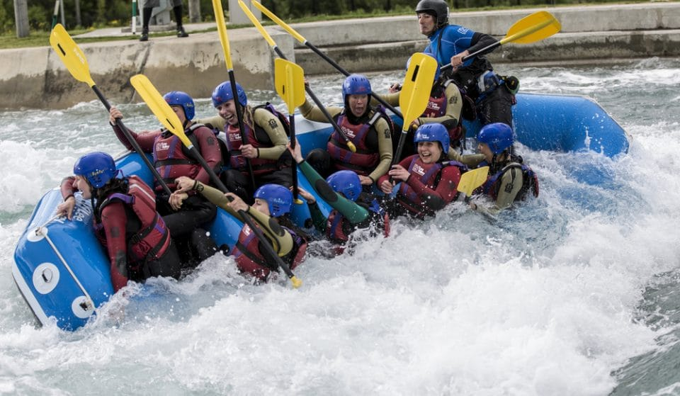 Get Wet And Wild With This White Water Rafting Experience