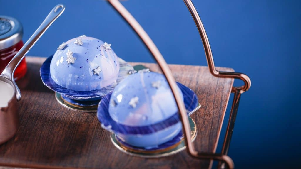 The Space-Themed Afternoon Tea At A Gorgeous Southbank Restaurant • Skylon
