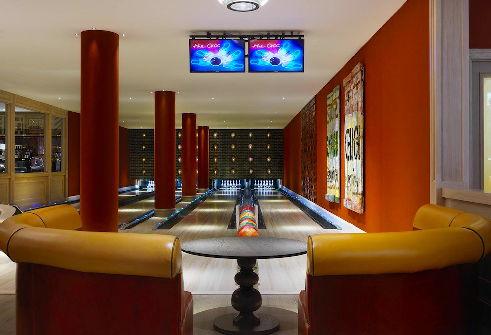 Bowling London - Croc Alley Soho