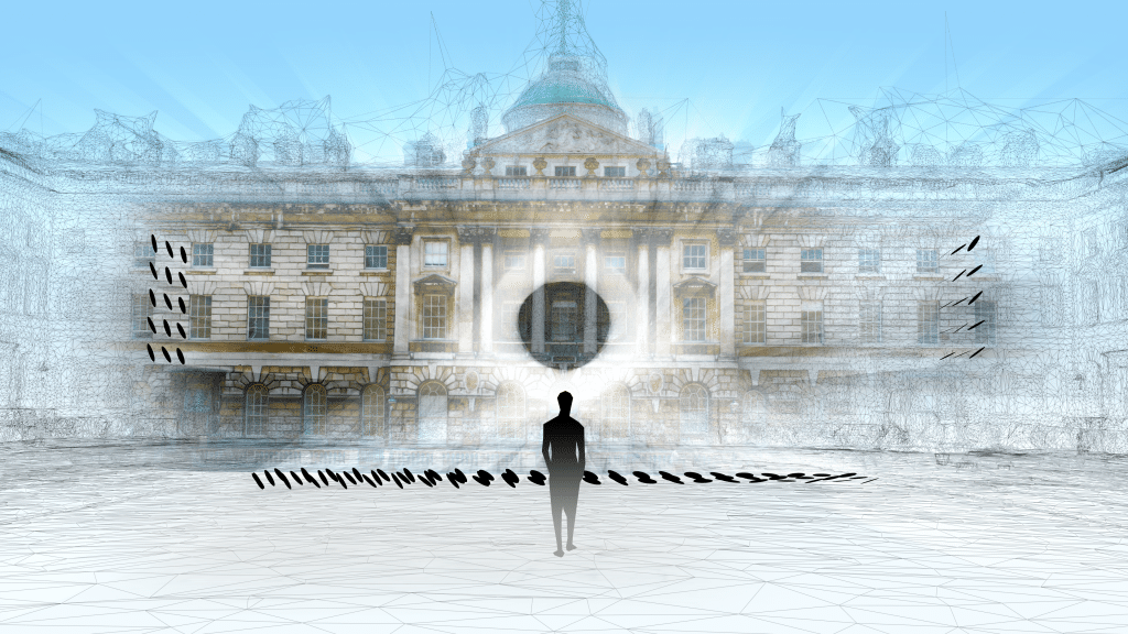 A Heavenly Art Installation Is Coming To Somerset House