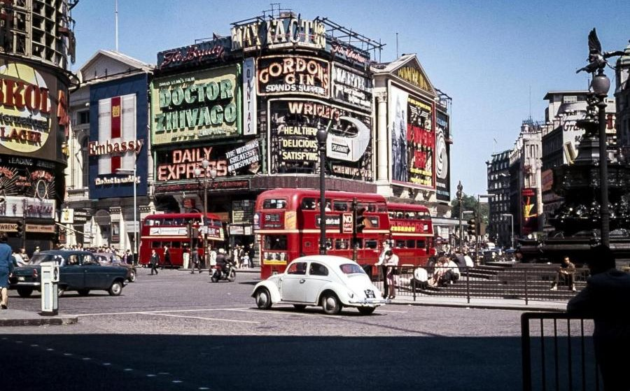 Uncover The Secrets Of 1960s London In This Revolutionary Film