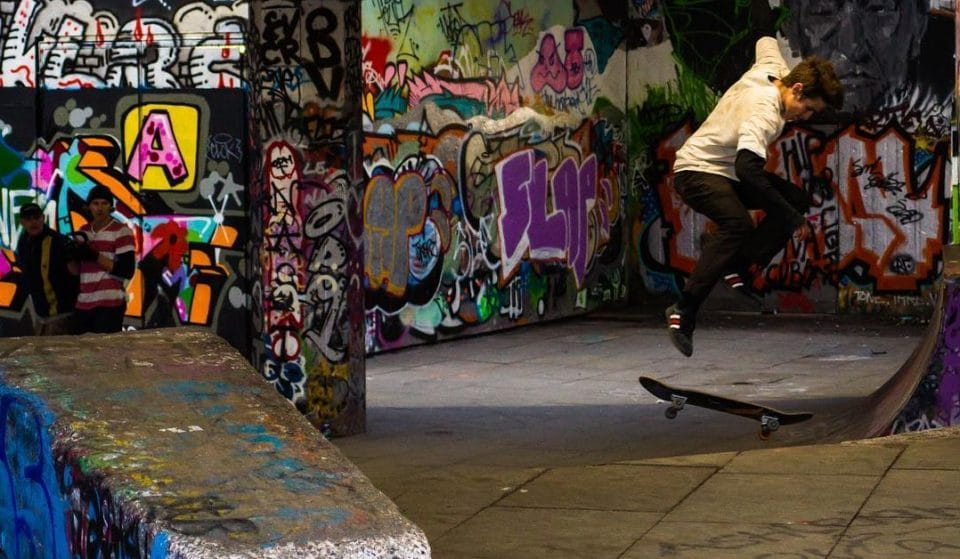 The Famous South Bank Skatepark Is Getting Even Bigger