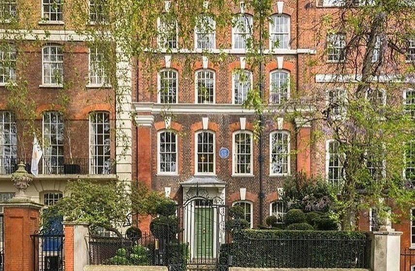 This London Street Has Had A Ridiculous Number Of Famous Residents