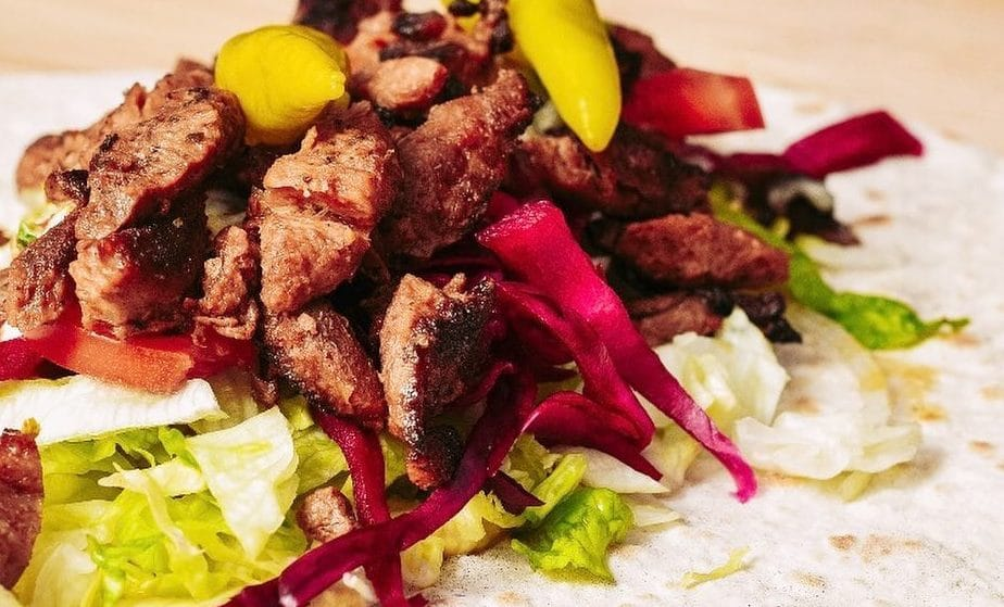 The Camden Kebab Shop That Is, Somehow, All-Vegan • What The Pitta