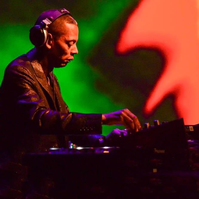 Jeff Mills DJ