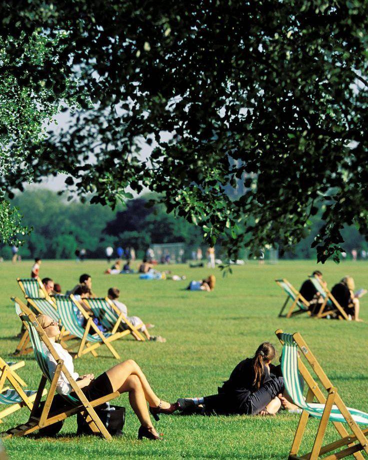 london-park-sunshine