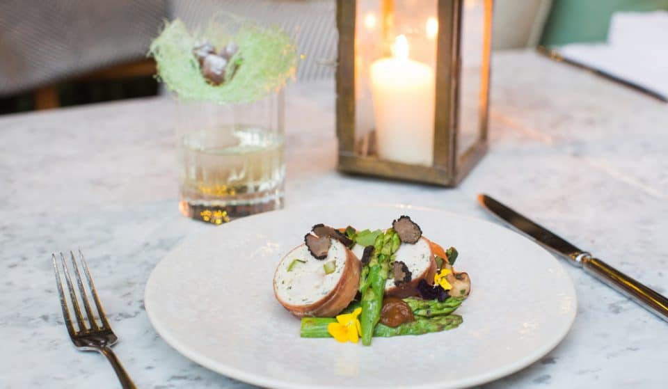 The Latest Tanqueray No. TEN Supper Club Is Celebrating All Things Easter