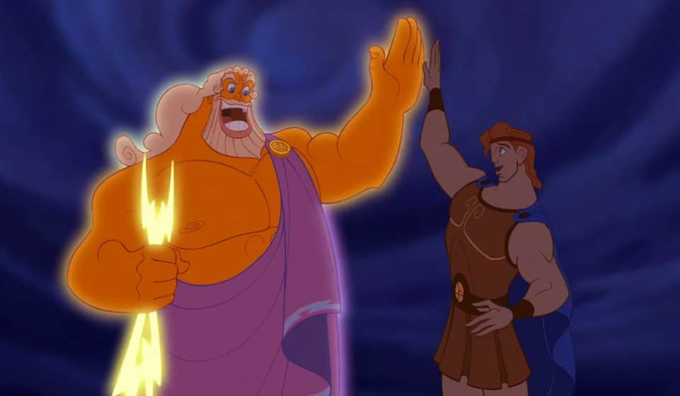 Go From Zero To Hero At This Epic Hercules Sing-A-Long