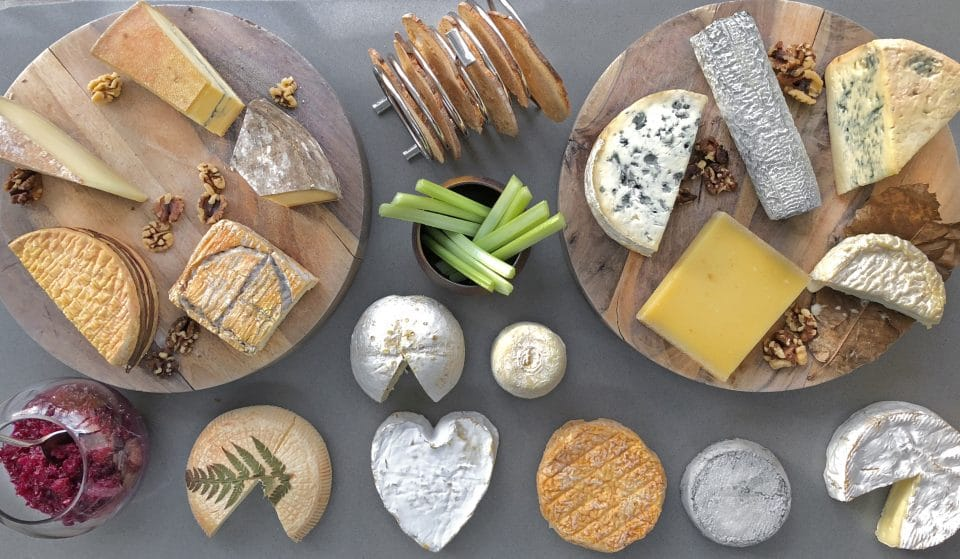 This Lovely French Restaurant Serves Cheese From A Giant Trolley • Orrery