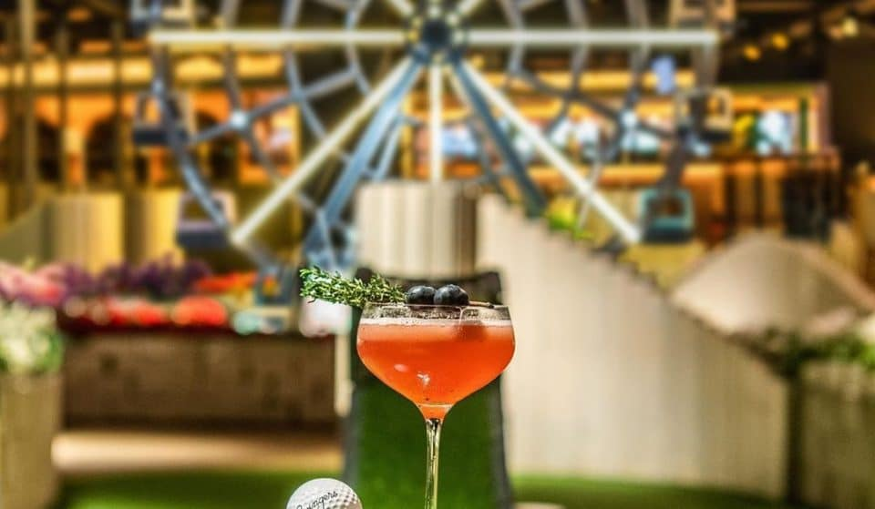 These Ultra-Luxe Crazy Golf Courses Are A Hole In One • Swingers
