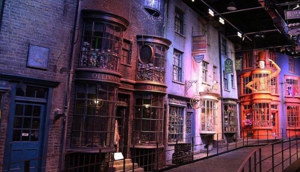 Harry Potter's London: 9 Spellbinding Places Potterheads Will Love