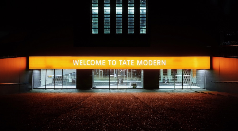 The Free-To-Join Tate Membership That Offers £5 Exhibition Tickets To 16-25 Year Olds