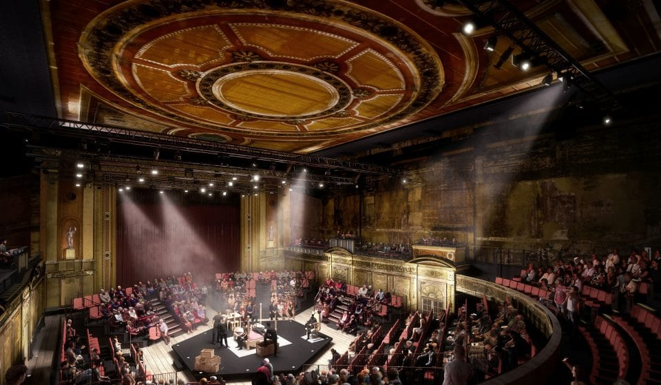 Here's The First Look At Alexandra Palace's Stunning Theatre