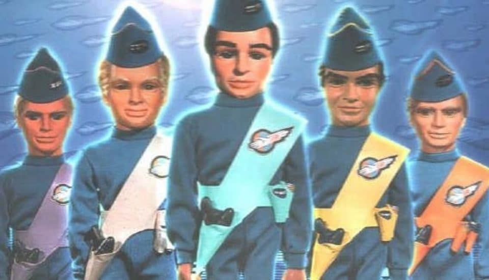 Thunderbirds Are Go: An Immersive Remake Of The Iconic Show Is Coming To London