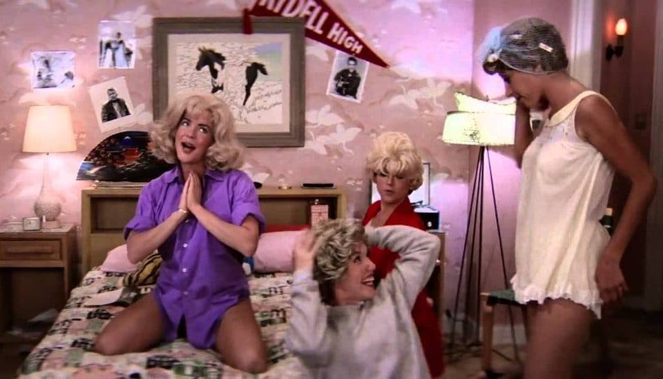 London's Getting A Grease Sleepover Party To Celebrate 40 Years Of The Movie