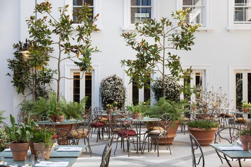 Petersham Courtyard Covent Garden