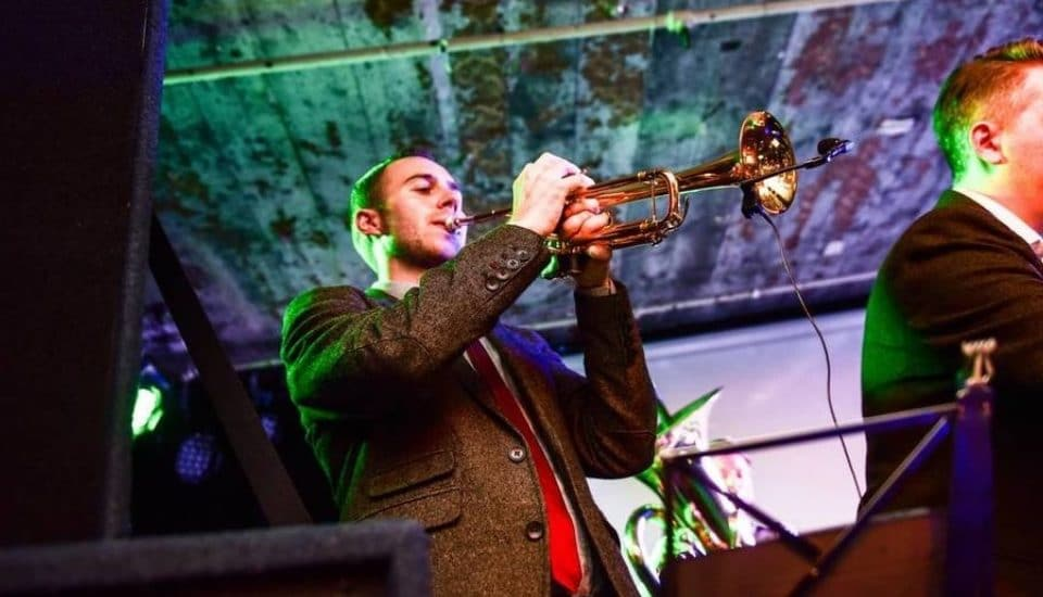 This Bottomless Brunch Comes With Its Own Brass Band