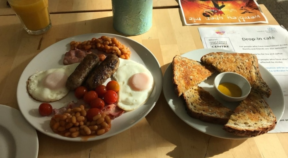 This Humble Cafe In Wembley Has Been Voted The 'Best Restaurant In London'