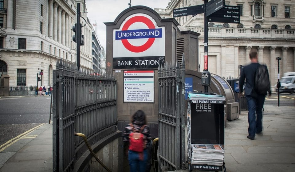 Bank Station Will Have A Shiny New Makeover By Next Summer
