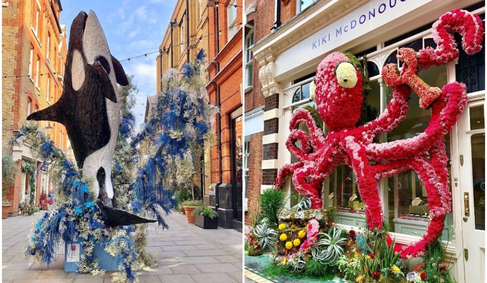 Chelsea In Bloom Is Back With A Magnificent Maritime Theme
