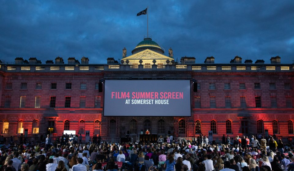 Catch Films At Somerset House As Film4 Summer Screen Returns To London
