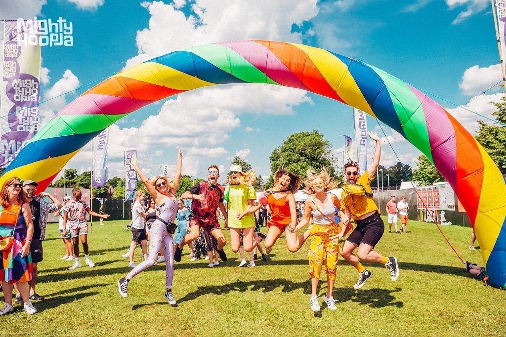 Music Festival Mighty Hoopla London