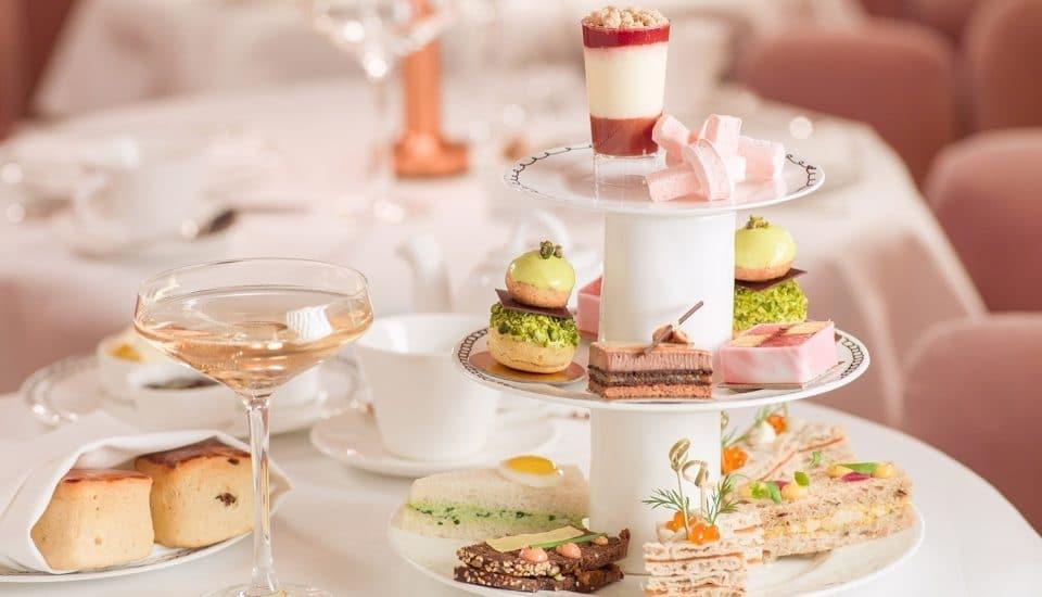 19 Of London's Loveliest Afternoon Teas