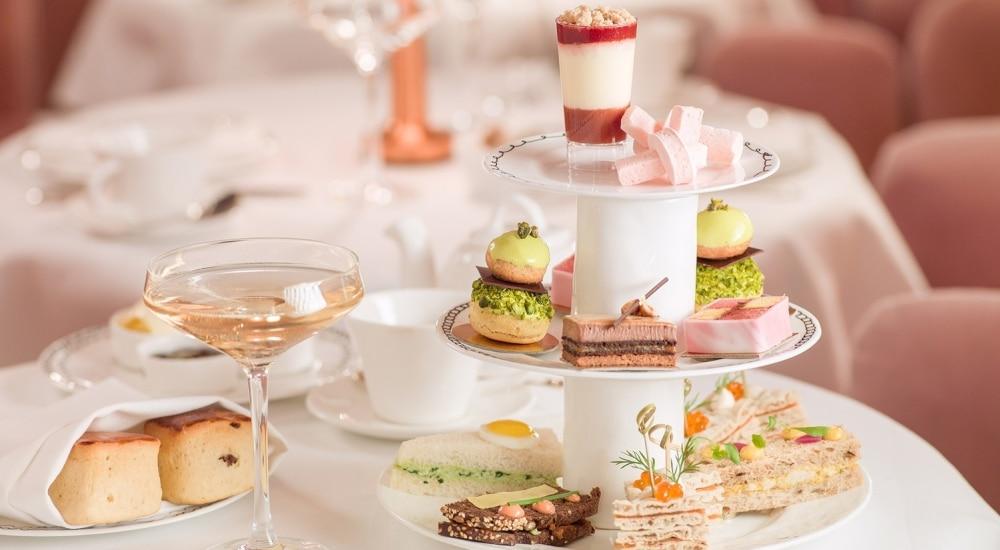 The loveliest afternoon teas in London
