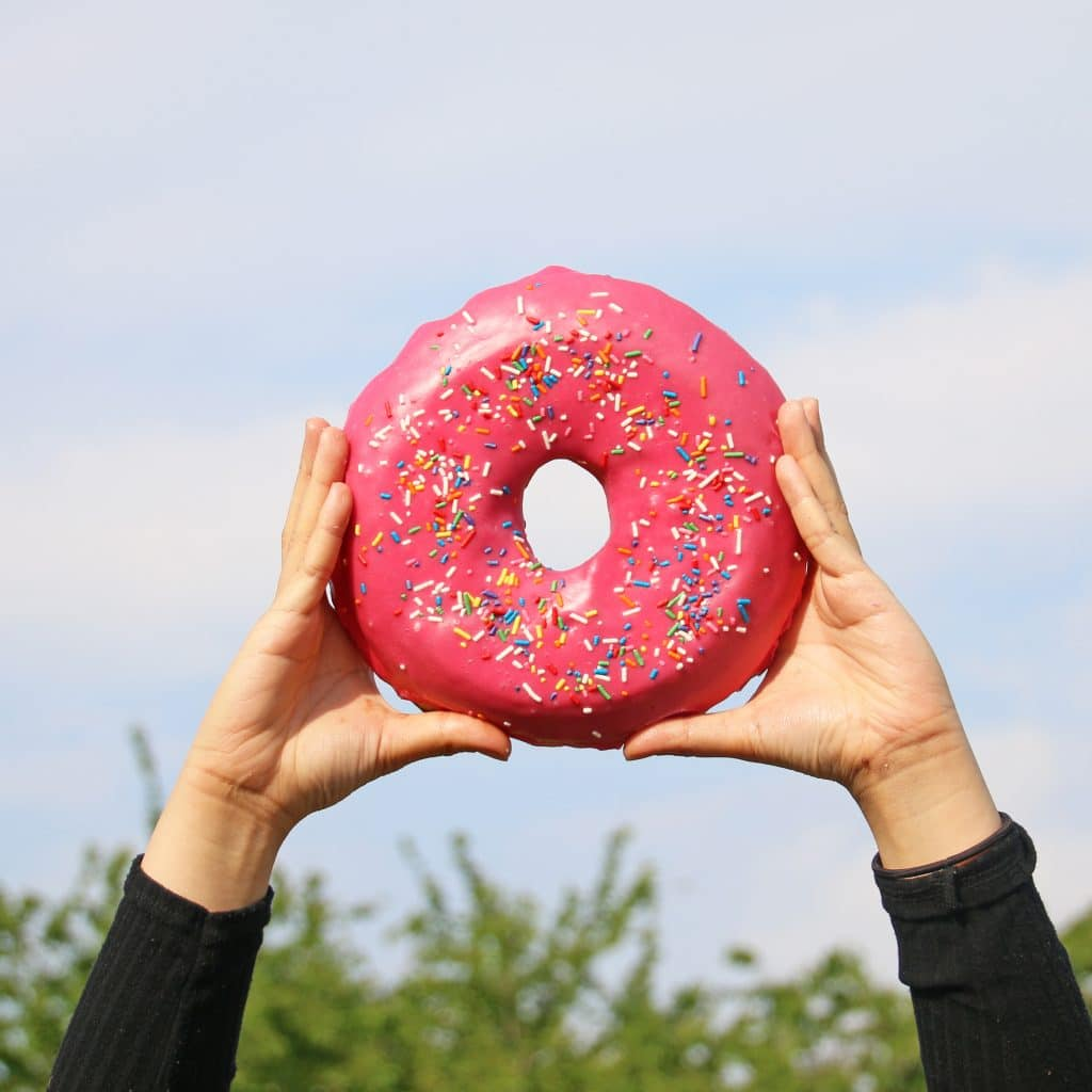 Mega Doughnuts