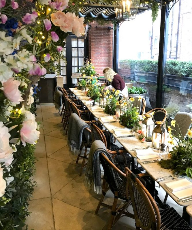 Tanqueray Supper Club